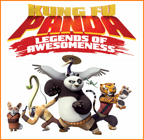 Kung Fu Panda Legends of Awesomeness S01E01 Scorpions Sting HDTV AC3