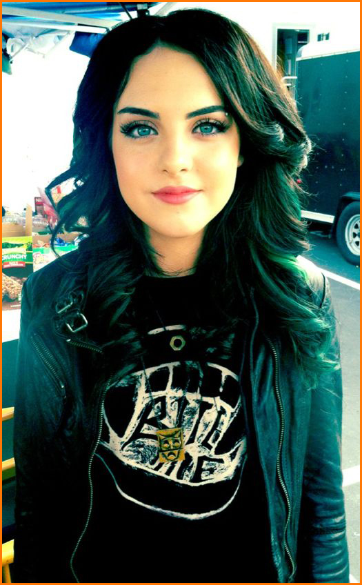 "Is Monet Jewelry Real >> Liz Gillies assina contrato com a ""Sex & Drugs & Rock ..."